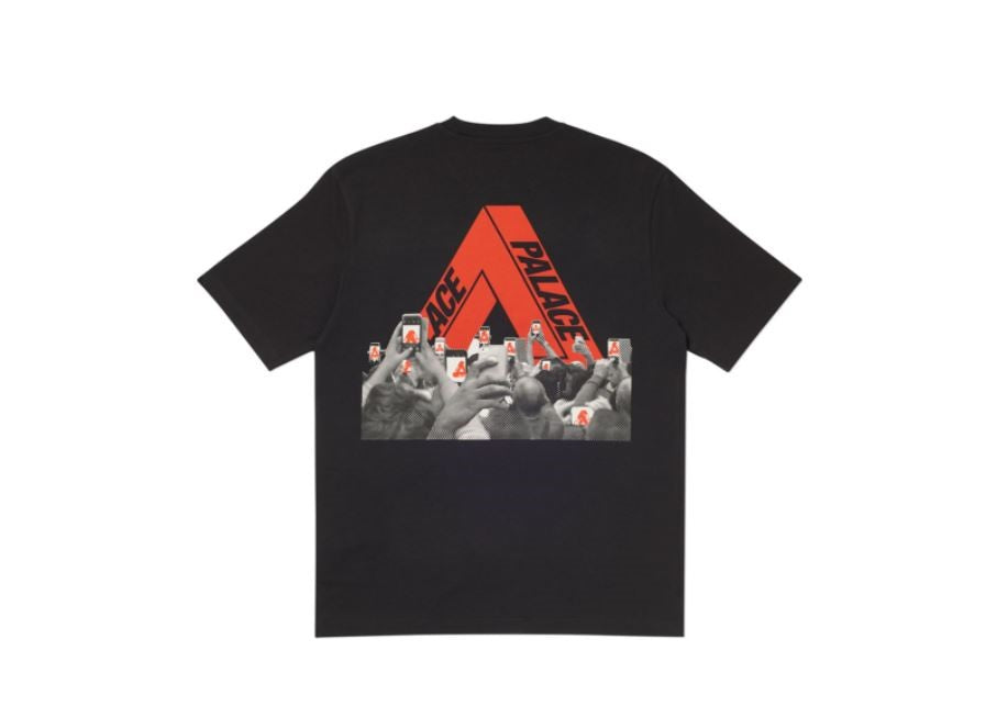 PALACE TRI PHONE TEE (2020 SUMMER)