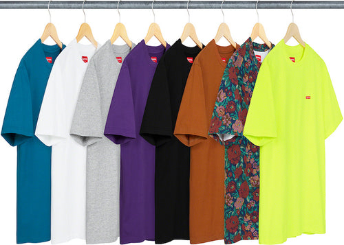 SUPREME SMALL BOX TEE (2020FW)