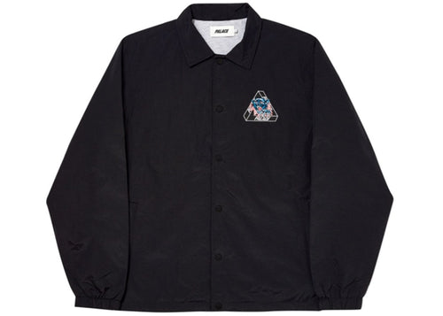 PALACE RIPPED COACH JACKET