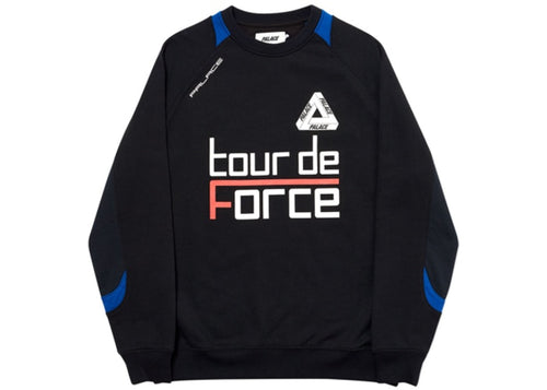 PALACE TOUR DE FORCE CREW