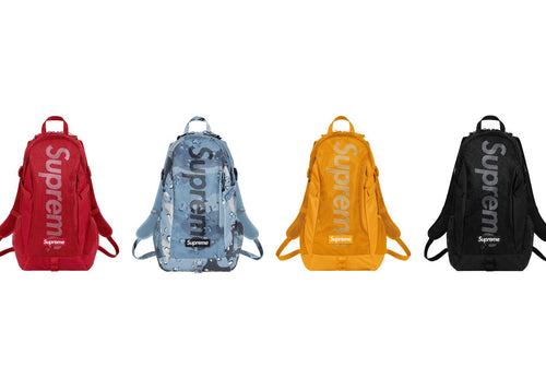 SUPREME BACKPACK (2020S/S)