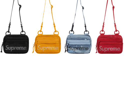 SUPREME SHOULDER BAG (2020S/S)