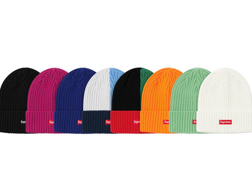 SUPREME OVERDYED BEANIE (2020S/S)