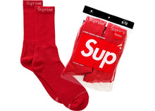 Load image into Gallery viewer, SUPREME HANES SOCKS