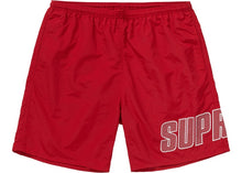 Load image into Gallery viewer, SUPREME LOGO APPLIQUE WATER SHORT