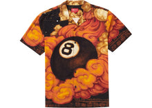Load image into Gallery viewer, SUPREME MARTIN WONG 8 BALL RAYON SS SHIRT
