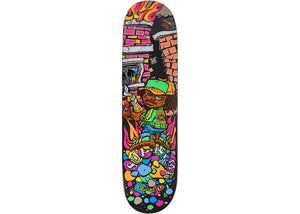 SUPREME MOLOTOV KID SKATEBOARD
