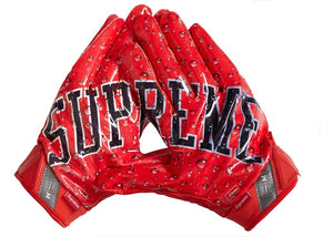 SUPREME NIKE FOOTBALL GLOVES