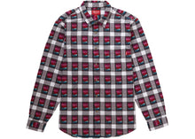 Load image into Gallery viewer, SUPREME ROSE BUFFALO PLAID SHIRT