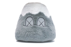 KAWS JAPAN MOUNT FUJI PLUSH