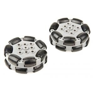 VEX IQ - 200mm Travel Omni Wheel (2-pack)