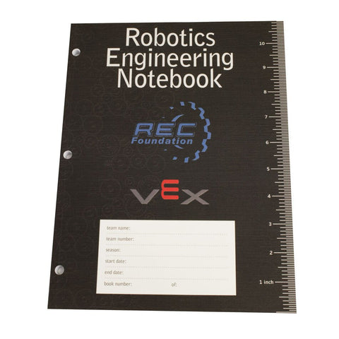 Robotics Engineering Notebook