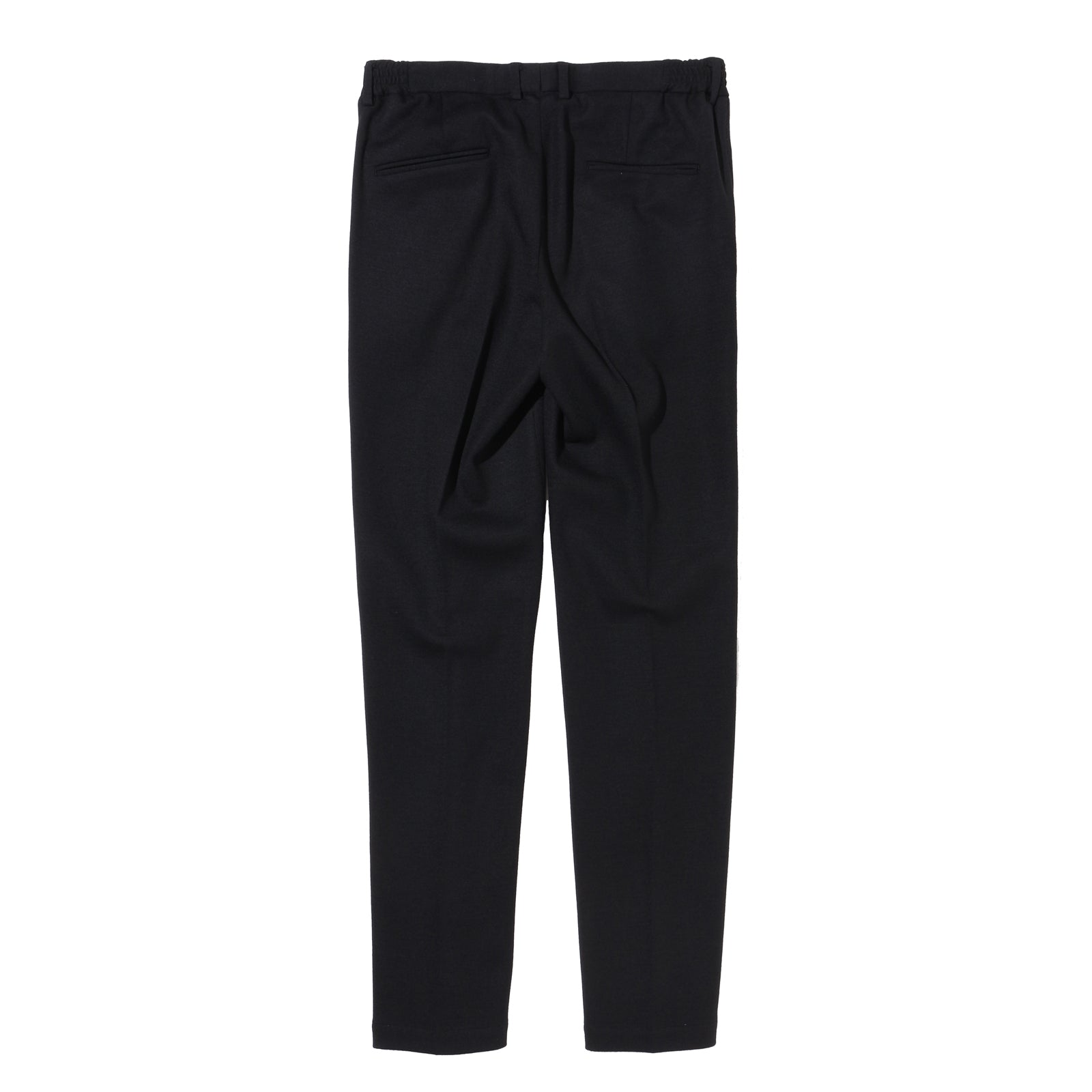 Middle Smooth Pants<br>Col.Black