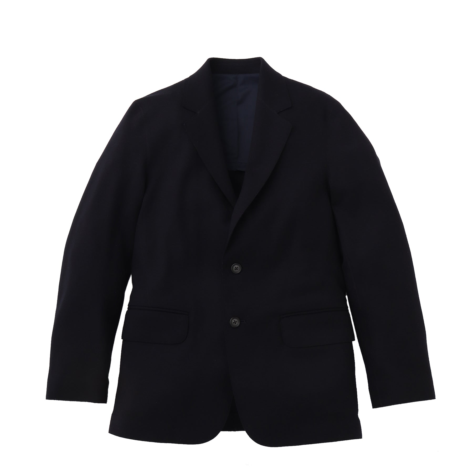 TPS_Middle Smooth Jacket<br>Col.Navy