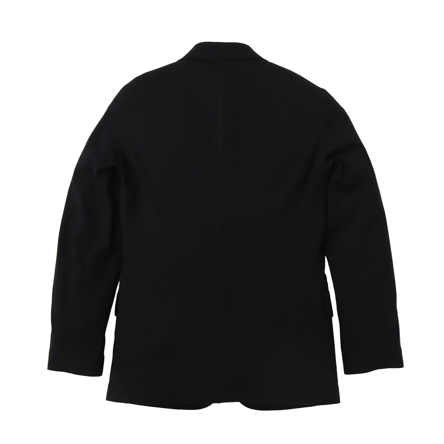 TPS_Middle Smooth Jacket<br>Col.Black