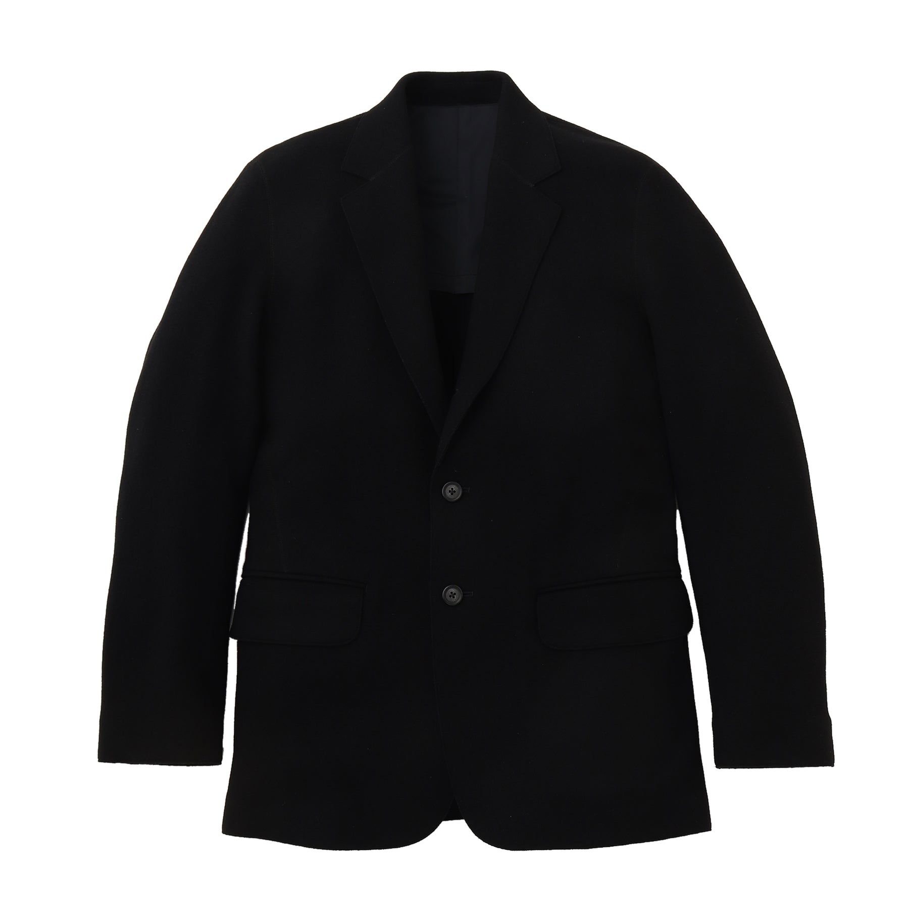 TPS_ Virgin Wool Jacket<br>Col.Black