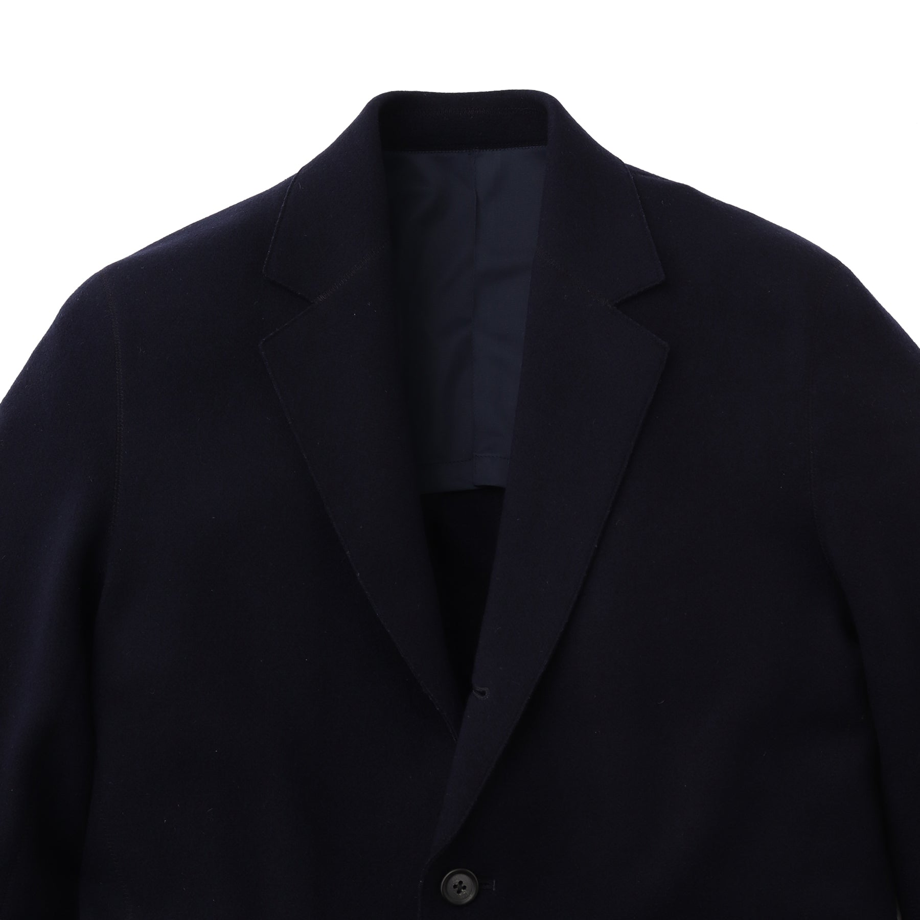 TPS_Virgin Wool Jacket<br>Col.Navy