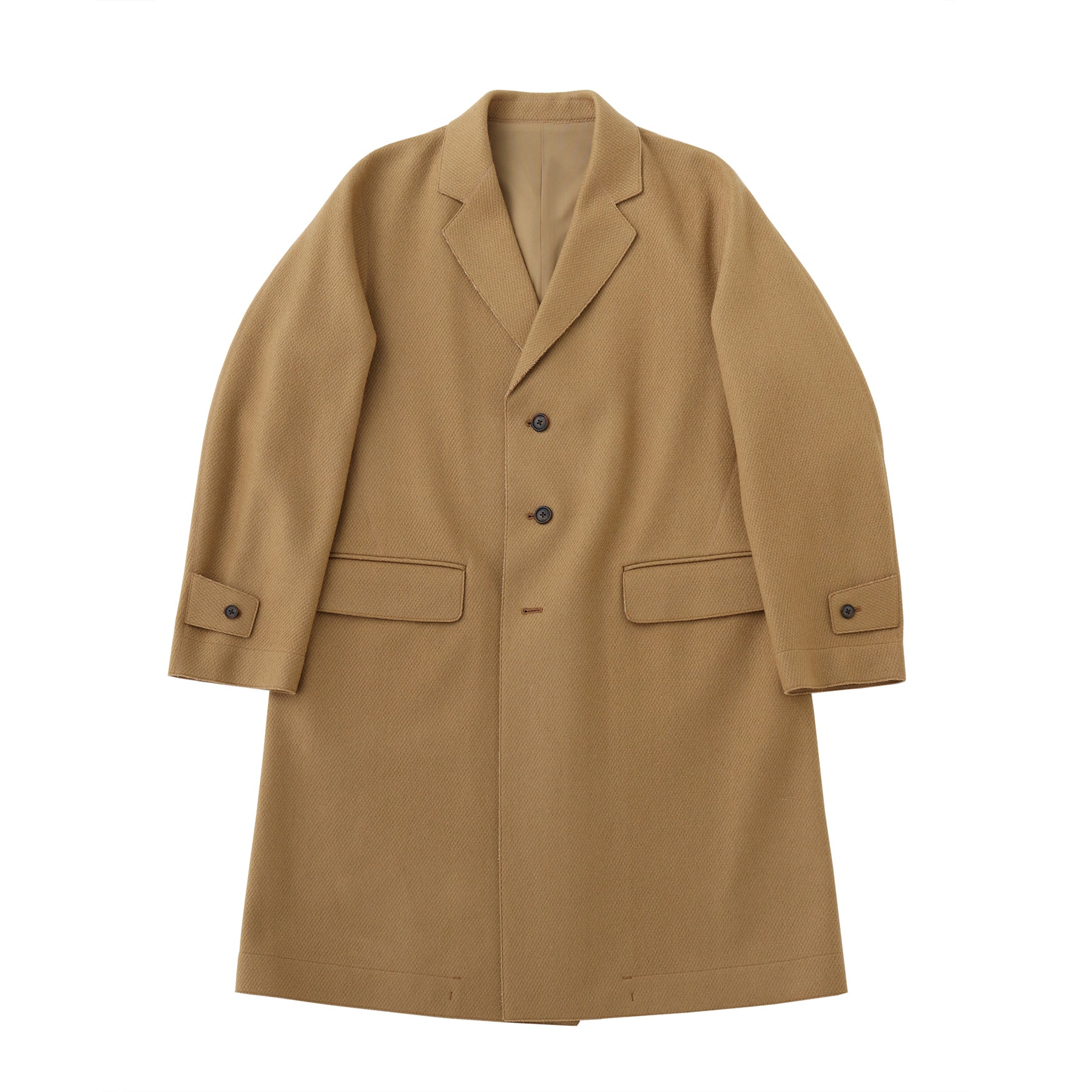 TPS_ Chester coat<br>Col.Camel