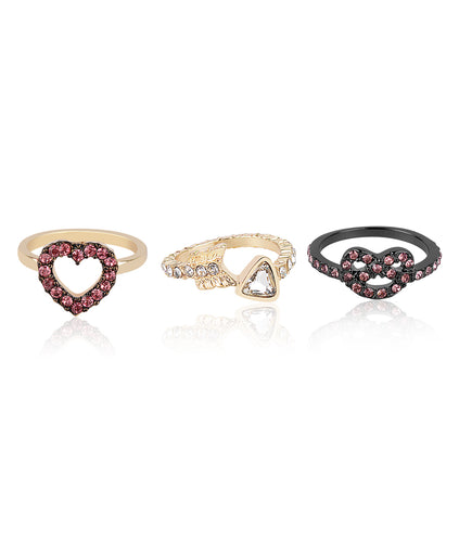 3 Sisters Ring Set