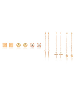 6 to the 1 Earring Set