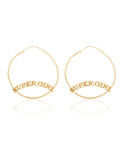 Super Girl Earring