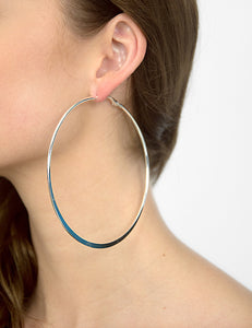 ALLIE HOOP EARRINGS - BIG