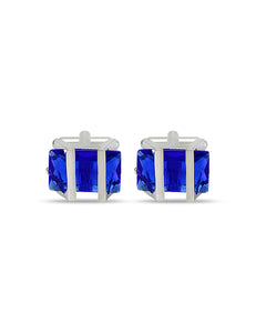 BLUE ROCK CUFFLINKS