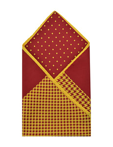 DIPMO POCKET SQUARE