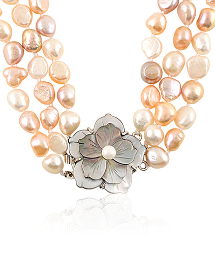 Love of Pearl Necklace