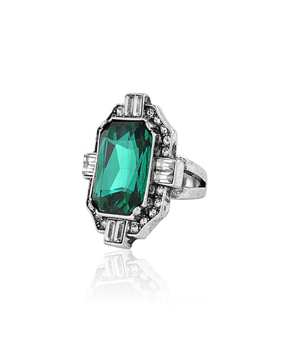 Green Ambience Ring