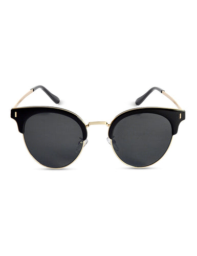 BLACK RE TREND SUNGLASSES
