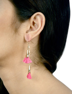 TASSELATION EARRING