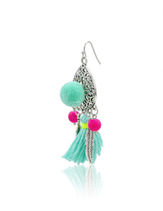 PASTEL LUCK EARRING