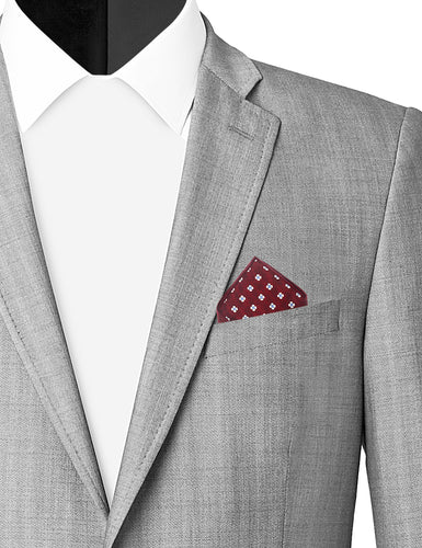 POM BAND POCKET SQUARE