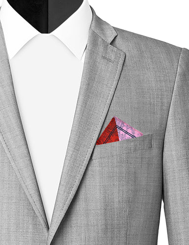 BAHAMAS POCKET SQUARE