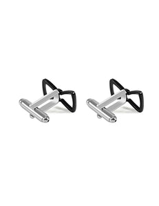 HARDY BOW CUFFLINKS