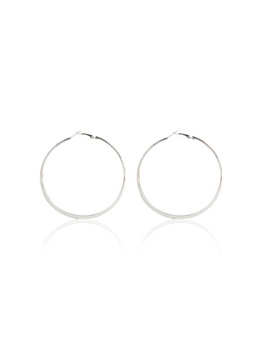 ALLIE HOOP EARRINGS - SMALL