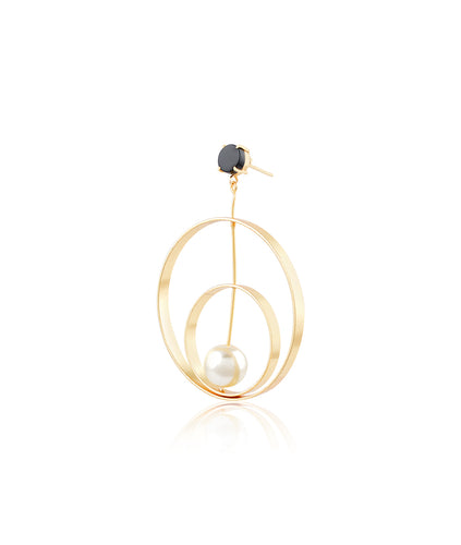 Circulo Specula Earring