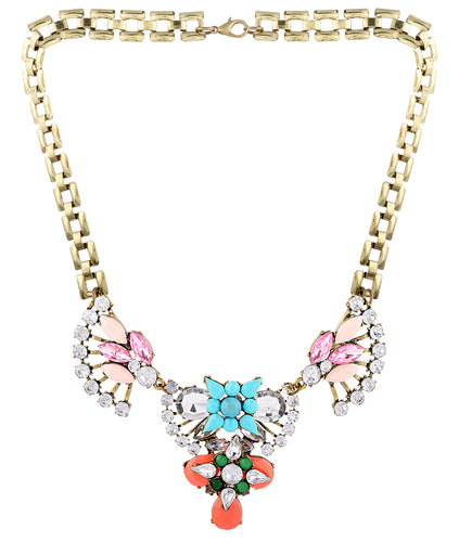 Montana Crystals Necklace