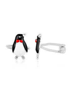 Arctic Cufflinks (red)