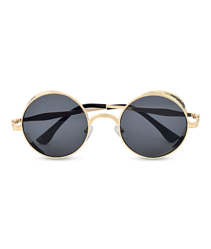 Eye Pop Sunglasses Gold