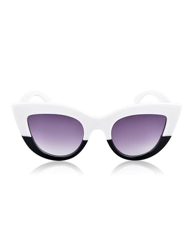 Show Off Sunglasses white