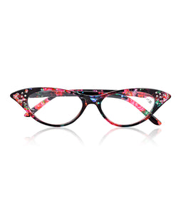 Fish Eye Sunglasses Multicolor