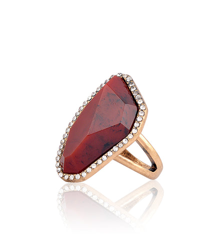 Ruby Woo Ring
