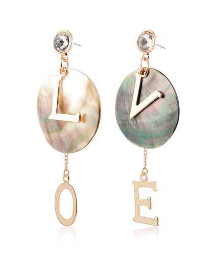 Love to the Moon Earrings