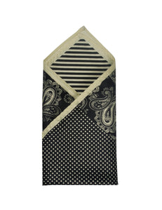 DAARIO NAHAARIS POCKET SQUARE