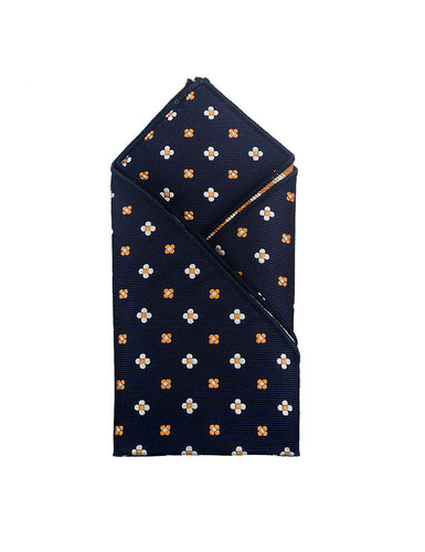 FLOWER POWER POCKET SQUARE
