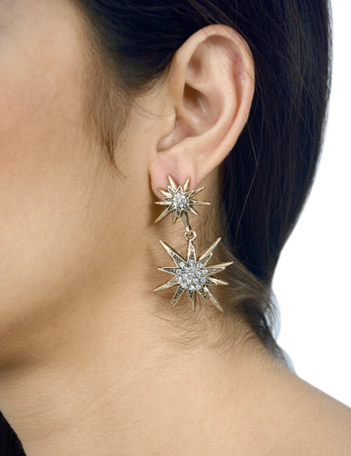 MARIGOLD STAR EARRINGS