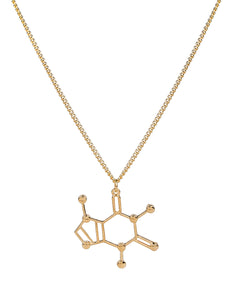 ATOMIC KITTEN GOLD CHAIN NECKLACE