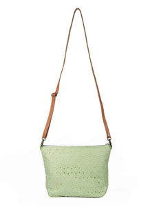 GREEN APPLE SUMMER SLING BAG